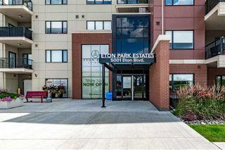 Photo 1: 310 5001 ETON Boulevard: Sherwood Park Condo for sale : MLS®# E4173450