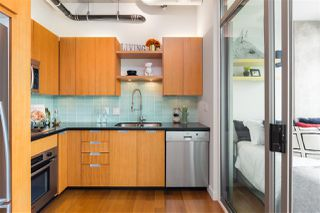 "Photo 8: 703 495 W 6TH Avenue in Vancouver: False Creek Condo for sale in ""LOFT 495"" (Vancouver West)  : MLS®# R2435786"