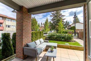 Photo 18: 106 609 COTTONWOOD AVENUE in Coquitlam: Coquitlam West Condo for sale : MLS®# R2451128
