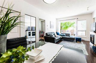 """Main Photo: 116 15322 101 Avenue in Surrey: Guildford Condo for sale in """"ASCADA"""" (North Surrey)  : MLS®# R2486148"""