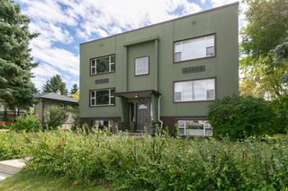 Main Photo: 4 1833 21 Avenue NW in Calgary: Capitol Hill Apartment for sale : MLS®# A1029637