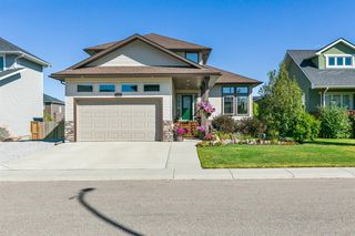 Main Photo: 320 Sunset Heights: Crossfield Detached for sale : MLS®# A1033803