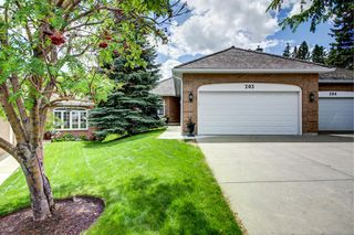 Main Photo: 203 5555 Elbow Drive SW in Calgary: Windsor Park Semi Detached for sale : MLS®# A1055885