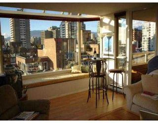 "Photo 4: 1104 1330 HORNBY ST in Vancouver: Downtown VW Condo for sale in ""HORNBY COURT"" (Vancouver West)  : MLS®# V560112"