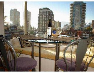 "Photo 2: 1104 1330 HORNBY ST in Vancouver: Downtown VW Condo for sale in ""HORNBY COURT"" (Vancouver West)  : MLS®# V560112"