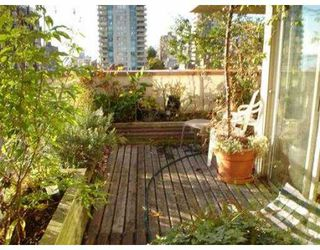 "Photo 3: 1104 1330 HORNBY ST in Vancouver: Downtown VW Condo for sale in ""HORNBY COURT"" (Vancouver West)  : MLS®# V560112"