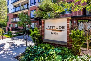 "Photo 1: 207 14358 60 Avenue in Surrey: Sullivan Station Condo for sale in ""Latitude"" : MLS®# R2388464"