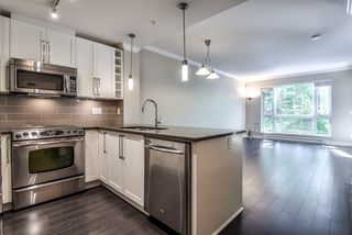 "Photo 3: 207 14358 60 Avenue in Surrey: Sullivan Station Condo for sale in ""Latitude"" : MLS®# R2388464"