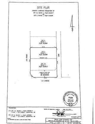 Photo 1: 11109 122 Street in Edmonton: Zone 07 Land Commercial for sale : MLS®# E4172072
