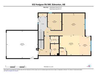 Photo 32: 632 HODGSON Road NW in Edmonton: Zone 14 House for sale : MLS®# E4180866