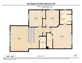 Photo 33: 632 HODGSON Road NW in Edmonton: Zone 14 House for sale : MLS®# E4180866