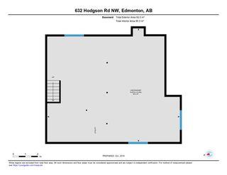 Photo 34: 632 HODGSON Road NW in Edmonton: Zone 14 House for sale : MLS®# E4180866