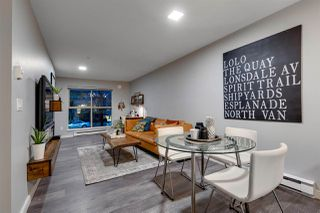 "Photo 3: 215 332 LONSDALE Avenue in North Vancouver: Lower Lonsdale Condo for sale in ""CALYPSO"" : MLS®# R2426646"