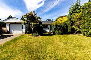 Photo 1: 13735 BLACKBURN Avenue: White Rock House for sale (South Surrey White Rock)  : MLS®# R2477840