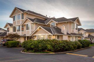 "Photo 1: 13 7955 122 Street in Surrey: West Newton Townhouse for sale in ""Scottsdale Village"" : MLS®# R2511774"