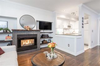 """Main Photo: 105 685 W 7TH Avenue in Vancouver: Fairview VW Condo for sale in """"The Ivys"""" (Vancouver West)  : MLS®# R2512862"""