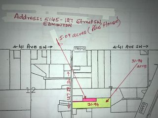 Photo 4: 5145 127 Street in Edmonton: Zone 55 Vacant Lot for sale : MLS®# E4170343