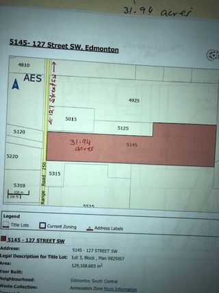 Photo 2: 5145 127 Street in Edmonton: Zone 55 Vacant Lot for sale : MLS®# E4170343