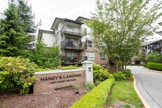 """Photo 2: 407 11667 HANEY Bypass in Maple Ridge: West Central Condo for sale in """"Haney's Landings"""" : MLS®# R2465780"""