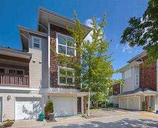 "Photo 1: 11 7088 LYNNWOOD Drive in Richmond: Granville Townhouse for sale in ""Laurelwood III"" : MLS®# R2467100"