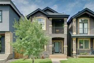 Main Photo: 1330B 19 Avenue NW in Calgary: Capitol Hill Semi Detached for sale : MLS®# C4304937