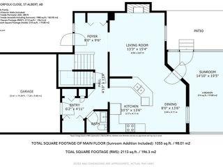 Photo 48: 6 NORFOLK Close: St. Albert House for sale : MLS®# E4205114