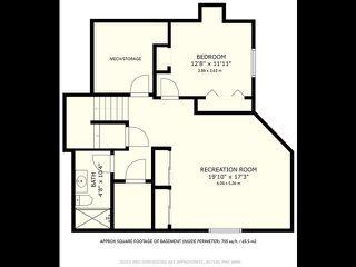 Photo 50: 6 NORFOLK Close: St. Albert House for sale : MLS®# E4205114