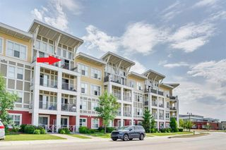 Photo 5: 416 402 MARQUIS Lane SE in Calgary: Mahogany Apartment for sale : MLS®# A1056847