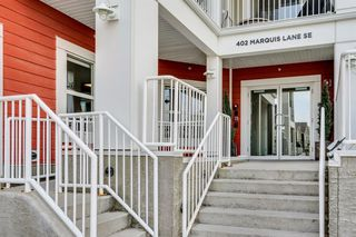 Photo 7: 416 402 MARQUIS Lane SE in Calgary: Mahogany Apartment for sale : MLS®# A1056847