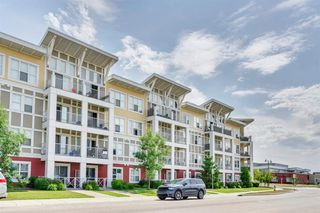 Photo 4: 416 402 MARQUIS Lane SE in Calgary: Mahogany Apartment for sale : MLS®# A1056847