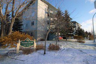Photo 1: 403 8021 115 Avenue in Edmonton: Zone 05 Condo for sale : MLS®# E4179628