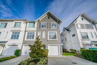 "Photo 1: 44 18681 68 Avenue in Surrey: Clayton Townhouse for sale in ""Creekside"" (Cloverdale)  : MLS®# R2441096"
