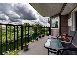 """Photo 26: 210 32044 OLD YALE Road in Abbotsford: Abbotsford West Condo for sale in """"GREEN GABLES"""" : MLS®# R2465154"""