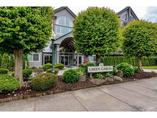 "Main Photo: 210 32044 OLD YALE Road in Abbotsford: Abbotsford West Condo for sale in ""GREEN GABLES"" : MLS®# R2465154"