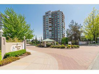 "Photo 33: 1404 3170 GLADWIN Road in Abbotsford: Central Abbotsford Condo for sale in ""REGENCY PARK"" : MLS®# R2463726"