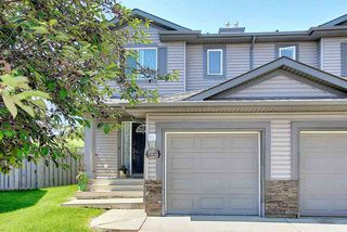 Main Photo: 21327 48 Avenue in Edmonton: Zone 58 House Half Duplex for sale : MLS®# E4202733