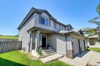 Photo 2: 21327 48 Avenue in Edmonton: Zone 58 House Half Duplex for sale : MLS®# E4202733
