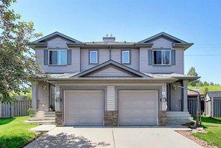 Photo 32: 21327 48 Avenue in Edmonton: Zone 58 House Half Duplex for sale : MLS®# E4202733