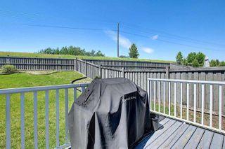 Photo 26: 21327 48 Avenue in Edmonton: Zone 58 House Half Duplex for sale : MLS®# E4202733