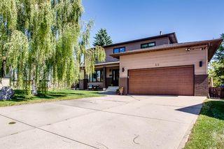Main Photo: 20 HAWKRIDGE Court NW in Calgary: Hawkwood Detached for sale : MLS®# A1019391