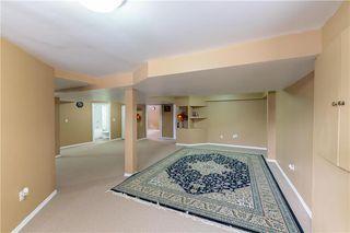 Photo 22: 75 Wayfield Drive in Winnipeg: Richmond West Residential for sale (1S)  : MLS®# 202100155