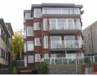 "Photo 2: PH 2368 CORNWALL AV in Vancouver: Kitsilano Condo for sale in ""BEACHVIEW TERRACE"" (Vancouver West)  : MLS®# V560844"