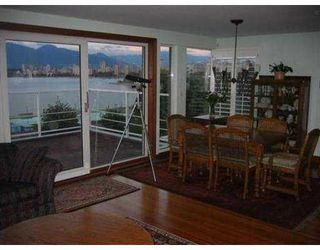 "Photo 3: PH 2368 CORNWALL AV in Vancouver: Kitsilano Condo for sale in ""BEACHVIEW TERRACE"" (Vancouver West)  : MLS®# V560844"