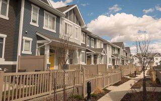 Photo 1: 7 2905 141 Street in Edmonton: Zone 55 Townhouse for sale : MLS®# E4175890