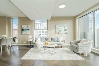 Photo 2: 2502 999 SEYMOUR Street in Vancouver: Downtown VW Condo for sale (Vancouver West)  : MLS®# R2428505