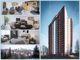 Main Photo: 405 10135 SASKATCHEWAN Drive in Edmonton: Zone 15 Condo for sale : MLS®# E4202840