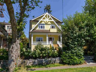 Photo 1: 3137 W 42ND Avenue in Vancouver: Kerrisdale House for sale (Vancouver West)  : MLS®# R2482679