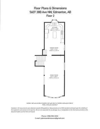 Photo 45: 5607 38B Avenue in Edmonton: Zone 29 House for sale : MLS®# E4209872
