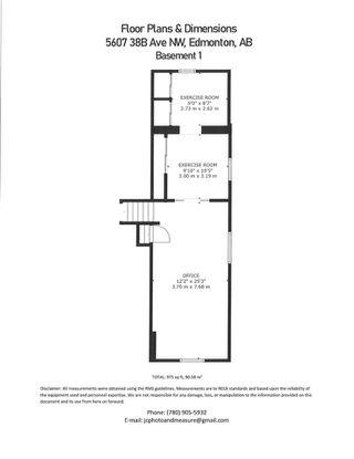 Photo 42: 5607 38B Avenue in Edmonton: Zone 29 House for sale : MLS®# E4209872