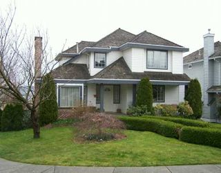 "Main Photo: 80 KWANTLEN CT in New Westminster: Fraserview NW House for sale in ""Fraserview"" : MLS®# V581479"